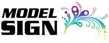Model Sign