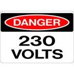 230 Volts