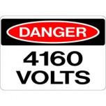 4160 Volts