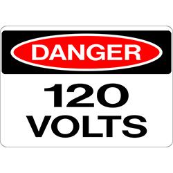 Danger 480 Volts