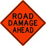 Road Damage Ahead
