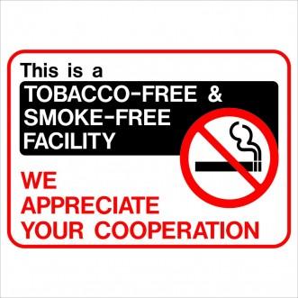 Tobacco Free Facility