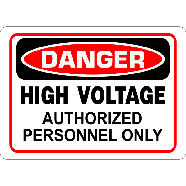 Electrical Labels