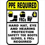 PPE Required ALL