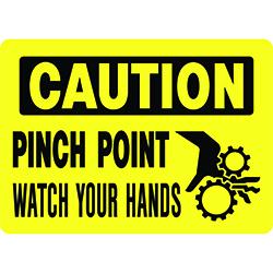 Pinch Point Graphic